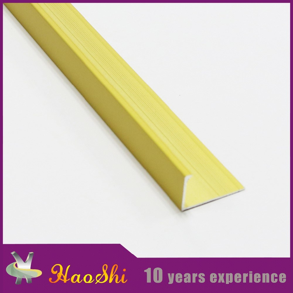 Wholesale Hot Selling L Shape Aluminum Extrusion Strips with Ideal Quality
