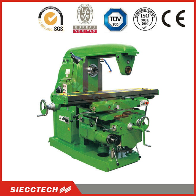 X5040 (X53K) Vertical/Universal Knee-Type Metal Processing Milling Machine