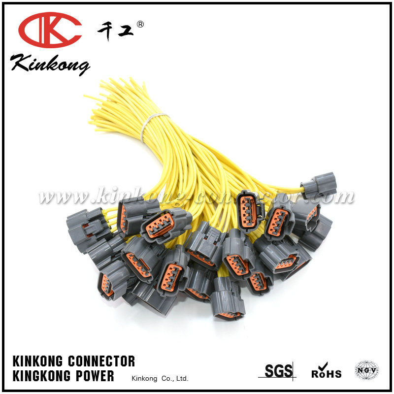 Kinkong 4 Pin Auto Connector Assemble Wiring Harness