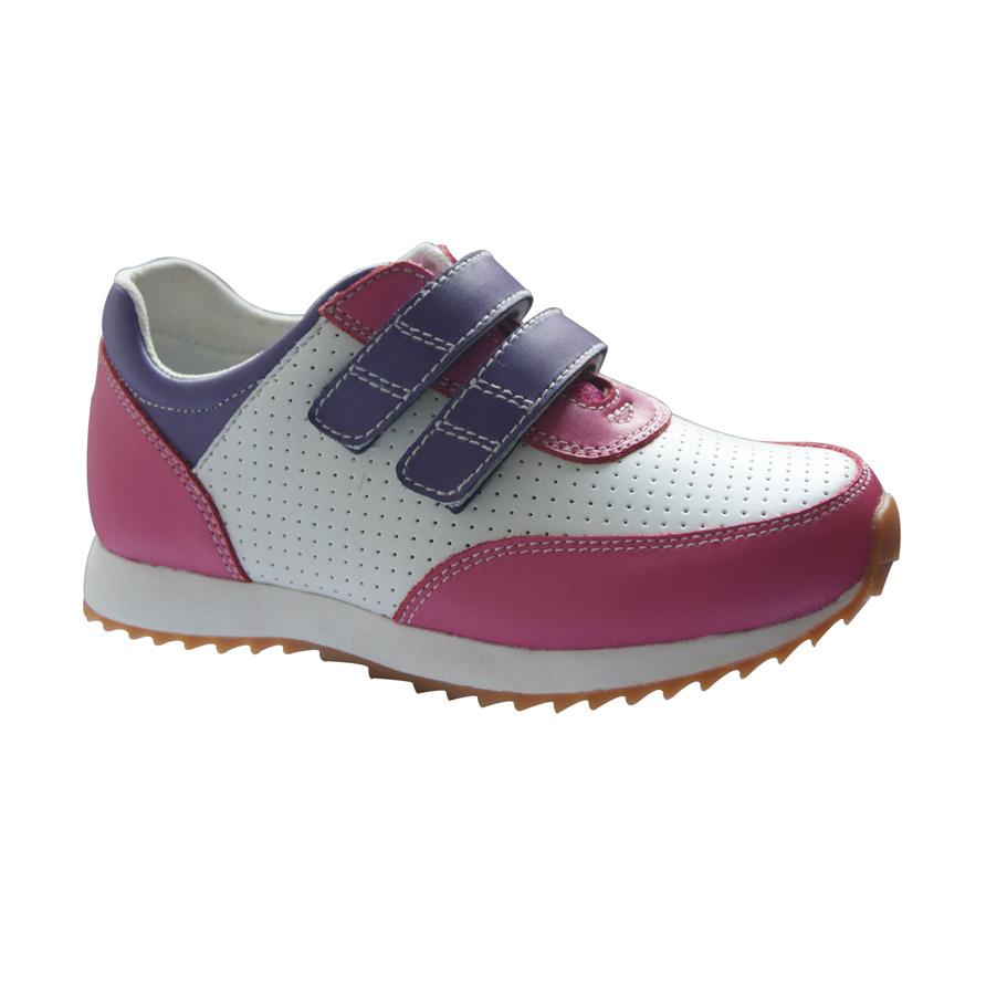 Kids Shoes Adjustable School Shoes Sport Shoes Wear-Resistant (1615767)