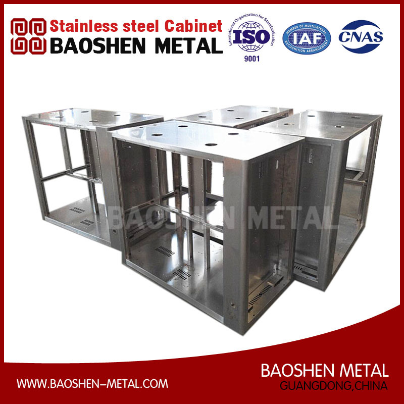 High Precision Sheet Metal 316L Stainless Steel Tank Customized Machinery Parts Production