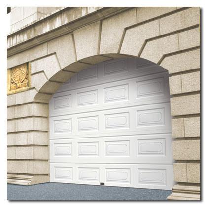 Garage Door --- Sectional Garage Door & Euro Ce Quality Certificate Garage Door