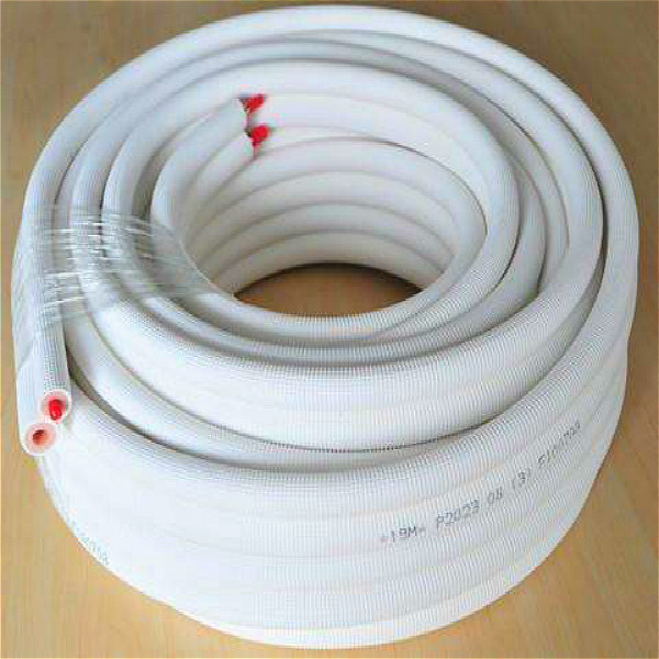 Double Copper Tube, Insulated Double Tube, for Air Condition etc
