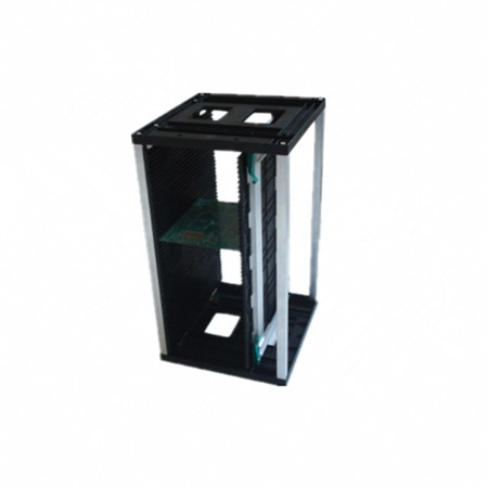 Cleanroom ESD Magazine Storage Rack for Industrial
