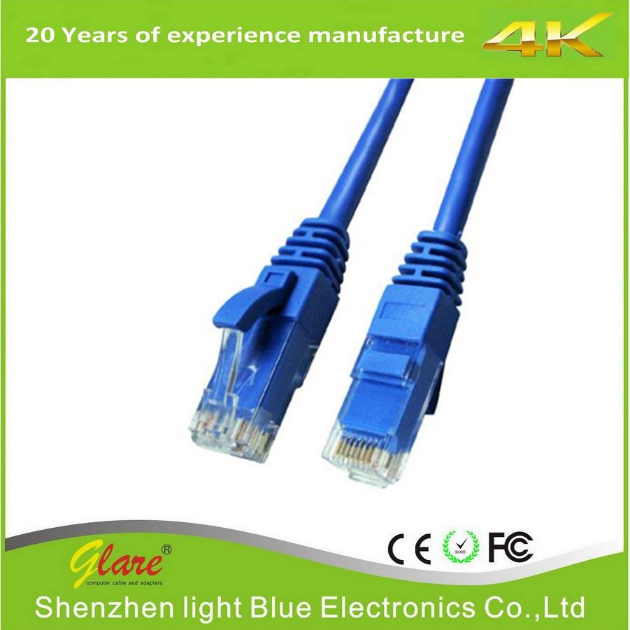 High Quality CCA UTP Best Price UTP LAN Cable