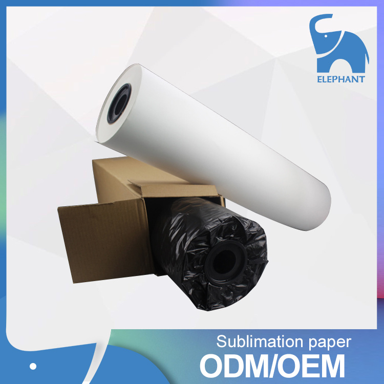100GSM Roll Paper Heat Transfer Sublimation Paper Sor Sale.