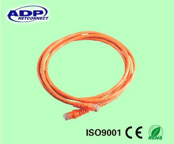 ADP Copper RJ45 Connector UTP or FTP Cat5e CAT6 Network Patch Cord Jumper Cable