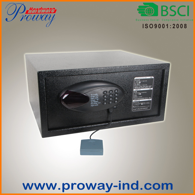 Laptop Electronic Hotel Safe with Ceu Opening Record Reader Smart Function