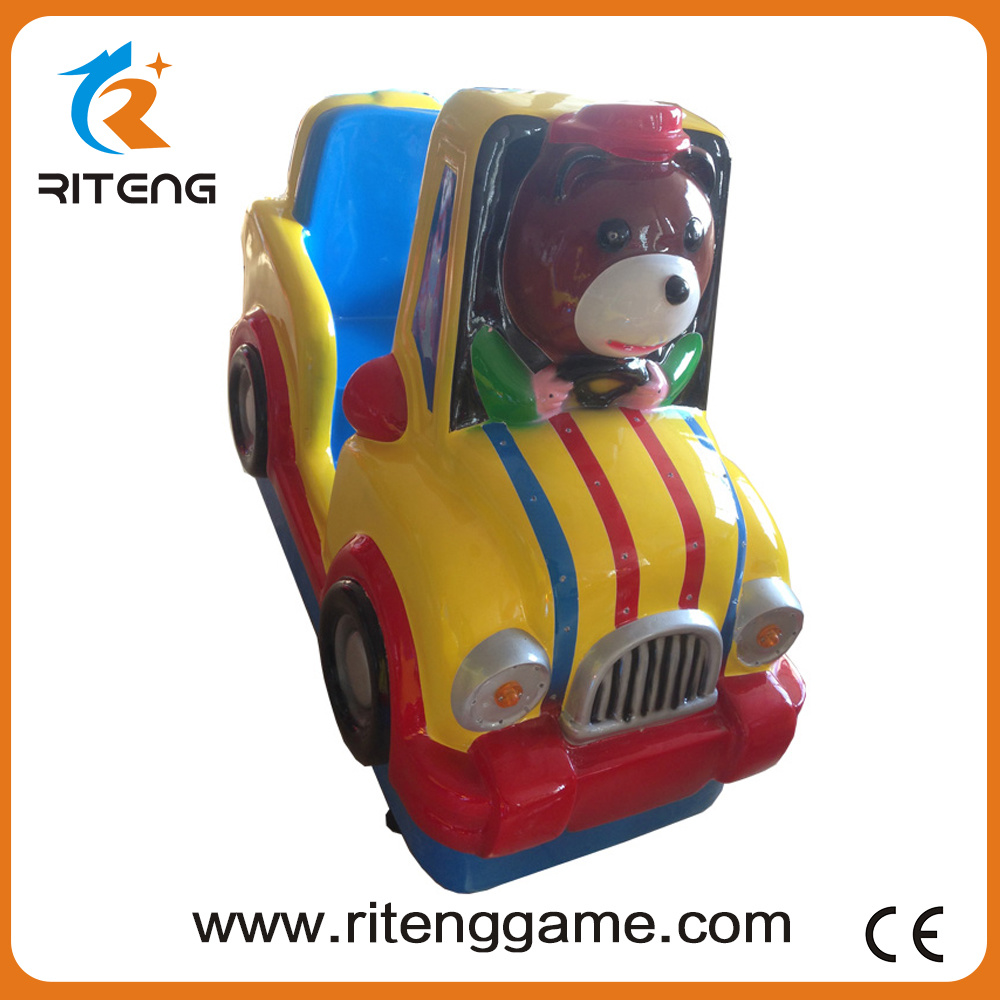 Coin Pusher Arcade Kiddie Ride for Amusement Park
