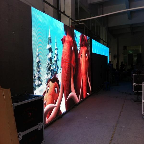 P5 Full Color Outdoor Rental LED Display Screen