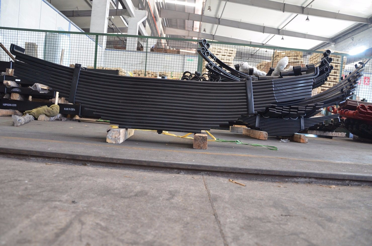 Leaf Spring for Heavy Duty Truck