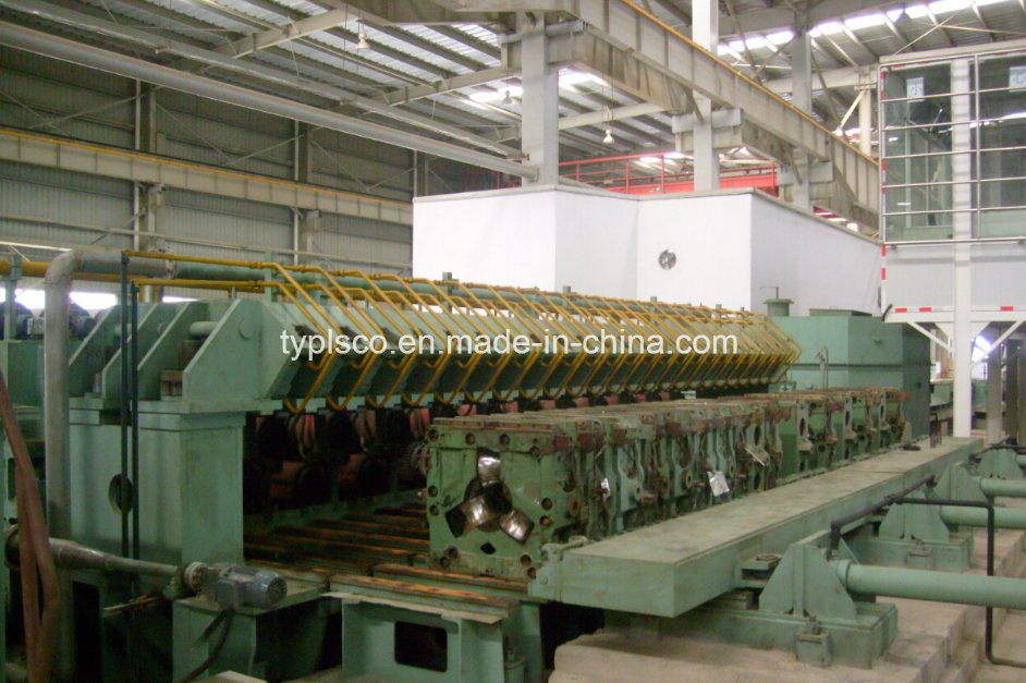 Stretch Reducing Mill in Hot Rolling Mill