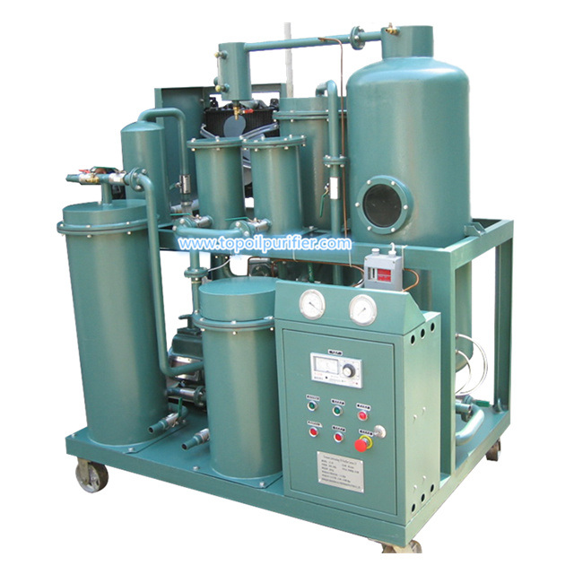 Fine and Precision Multi-Stage Hydraulic Oil Filtration System