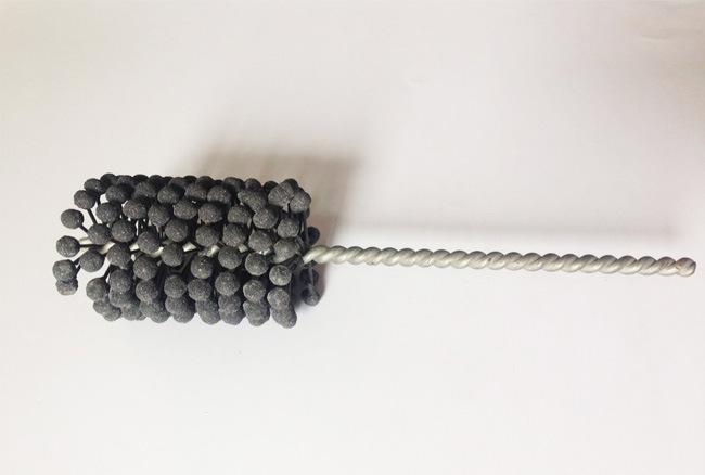 Silicon Carbide Abrasive Ball Brush for Polishing