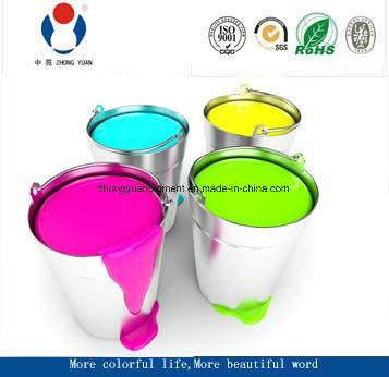 Polyether Color Paste for PU Foam Sponge Tdi Mdi Mattress