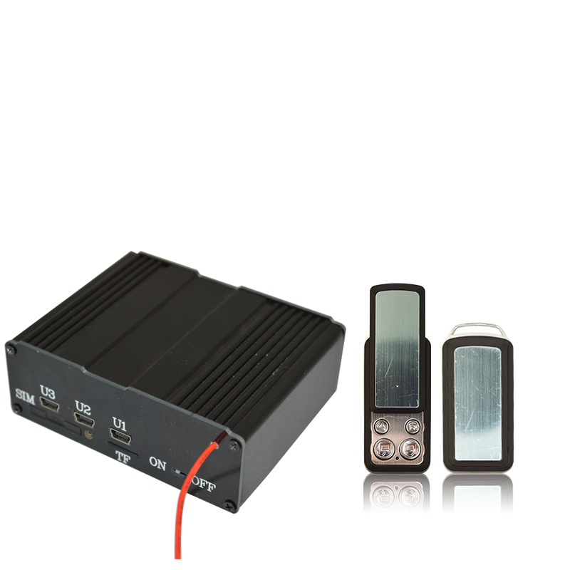 GPS Vehicle Tracker with Auto Lock Car Door Funticon