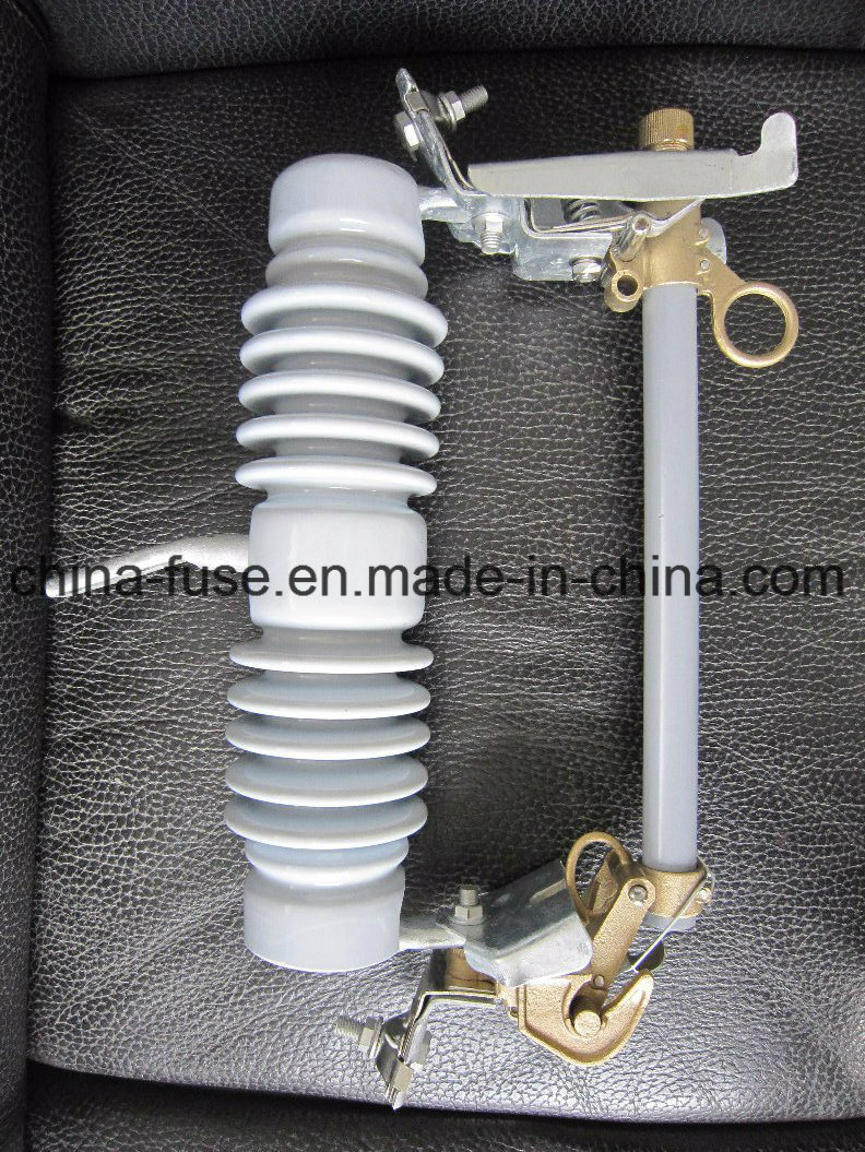 Porcelain Fuse Cutout, Drop out Fuse 15kv 100A
