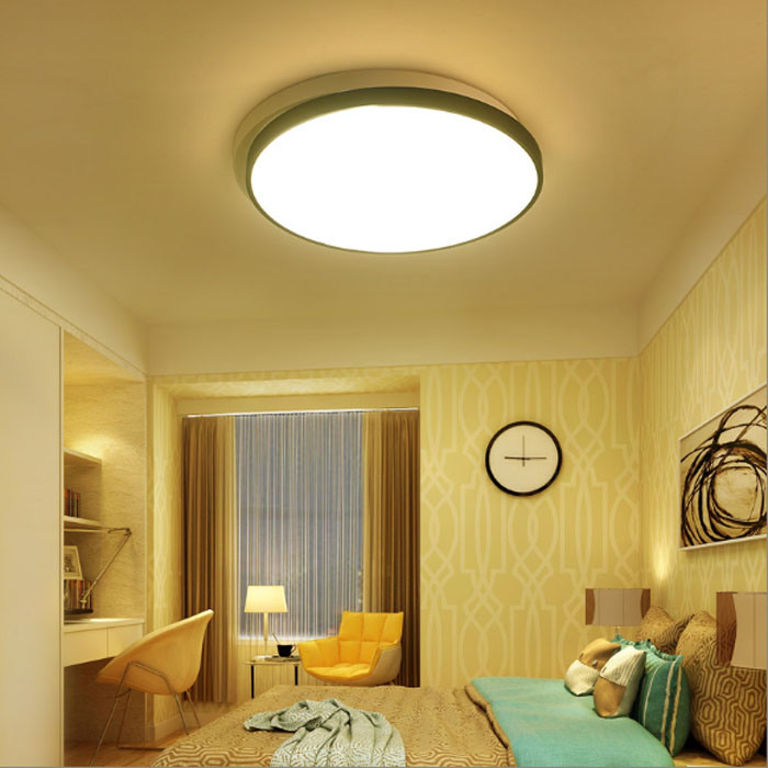 So Popular Round Home Modern LED Ceiling Lights Lamp Lighting for Bedroom/Living Room in Warranty 2 Years