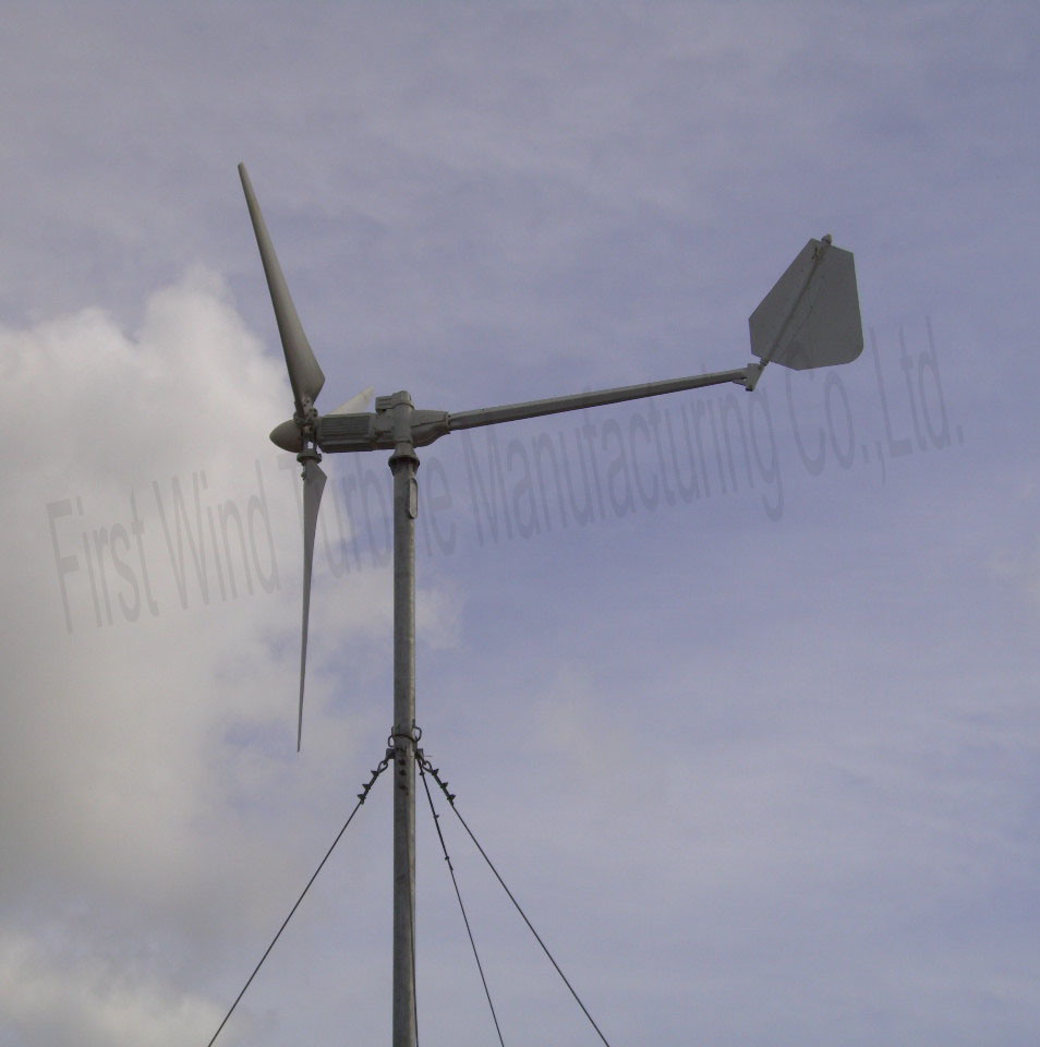 Wind Turbine System : China kw wind power system