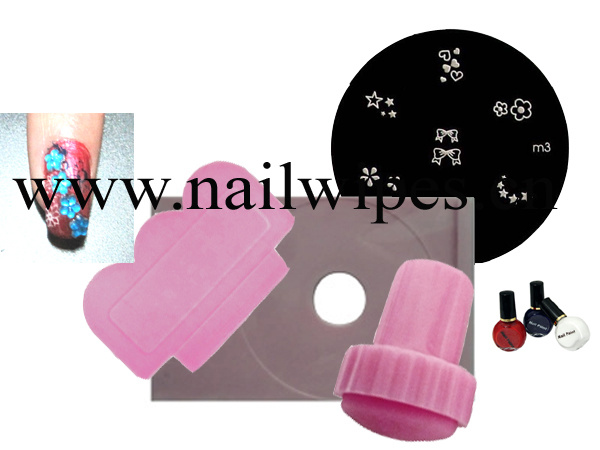 Nail Art (stamp set) - China nail art, nail art decoration