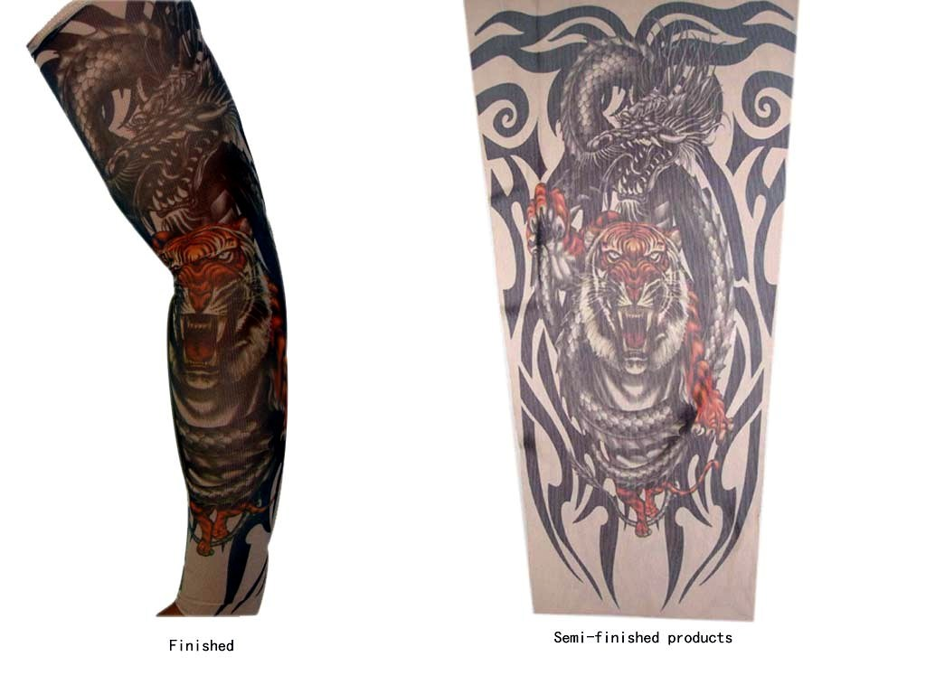 All Kinds of Men's Tattoo