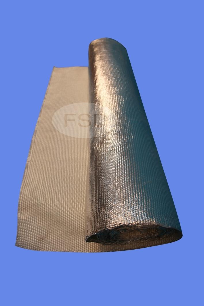 Aluminum Foil Fiberglass Fabric