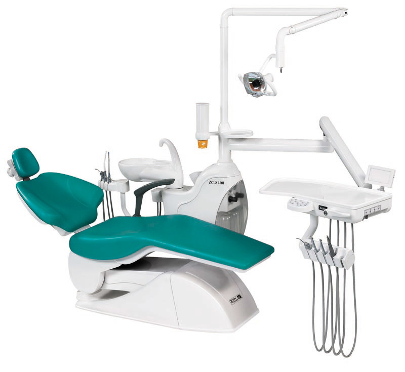 CE Approved Integral Dental Chair/ Unit Equipment (ZC-S400 Standard)