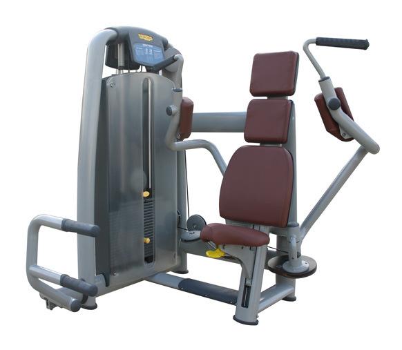 pectoral machine