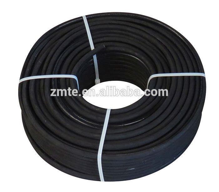 Zmte Smooth Cover Steel Wire Braid Pressure Washer Hose
