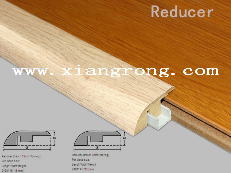 China hard surface reducer with track used for wood board