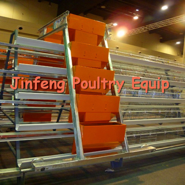 Poultry Use Hot Galvanization a Type Layer Cage