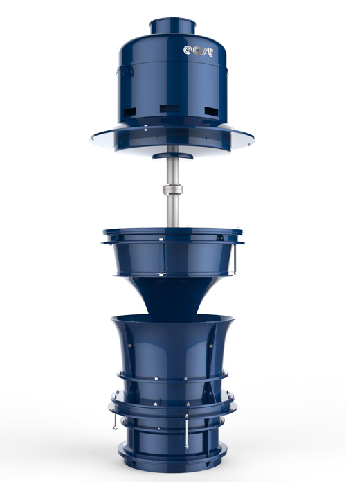 Submersible Propeller Water Pump with CE Certificate
