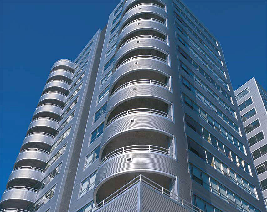 Surface Applied Aluminum Composite Panel : China mirror surface aluminium composite panel