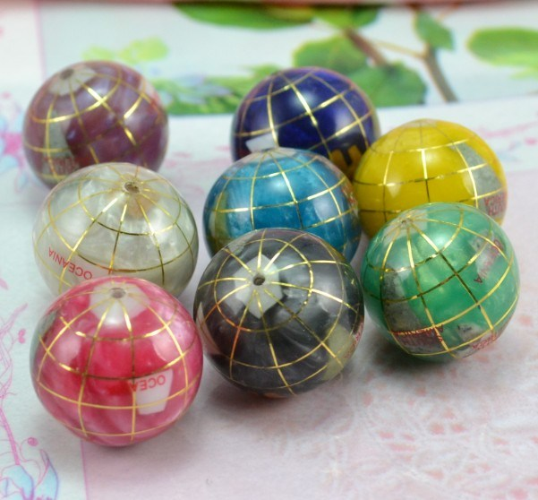 China Small Gemstone Globes (CA125)