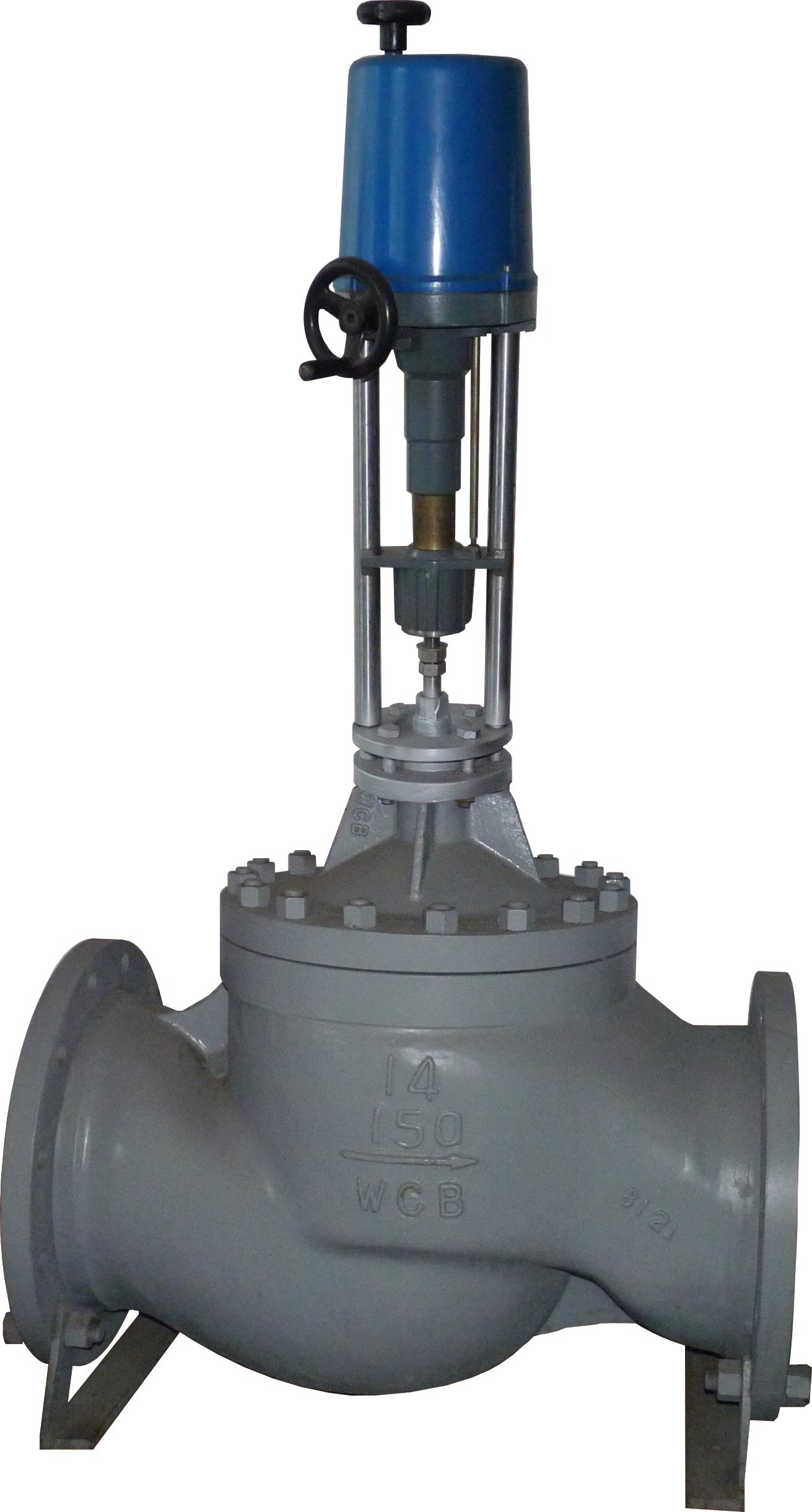 China Electric Control Valve China Electric Control