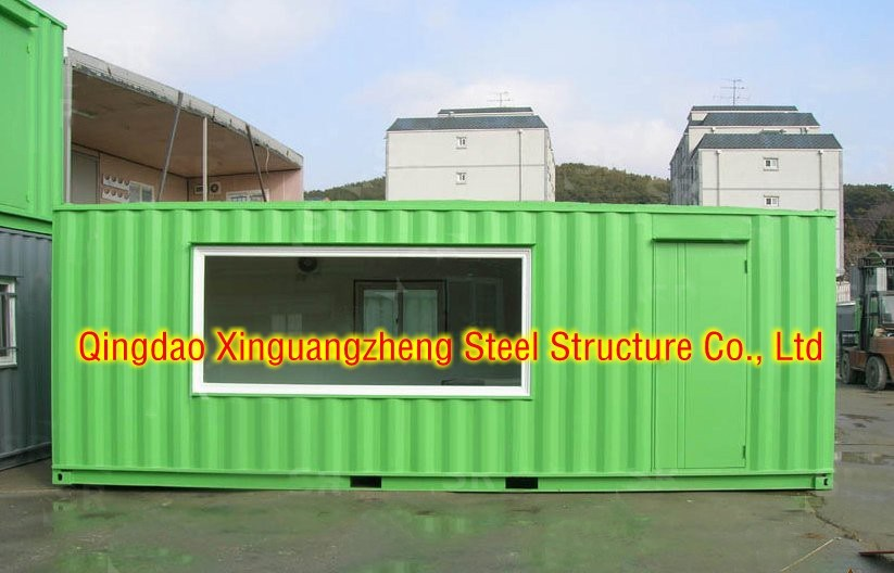China Construction Site House Container Shop Ch 10