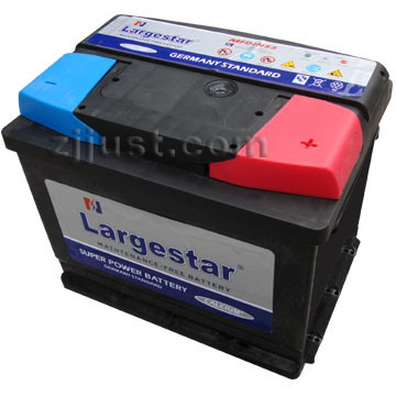 Starting Auto Battery Maintenance Free 12V45ah (MF DIN45)