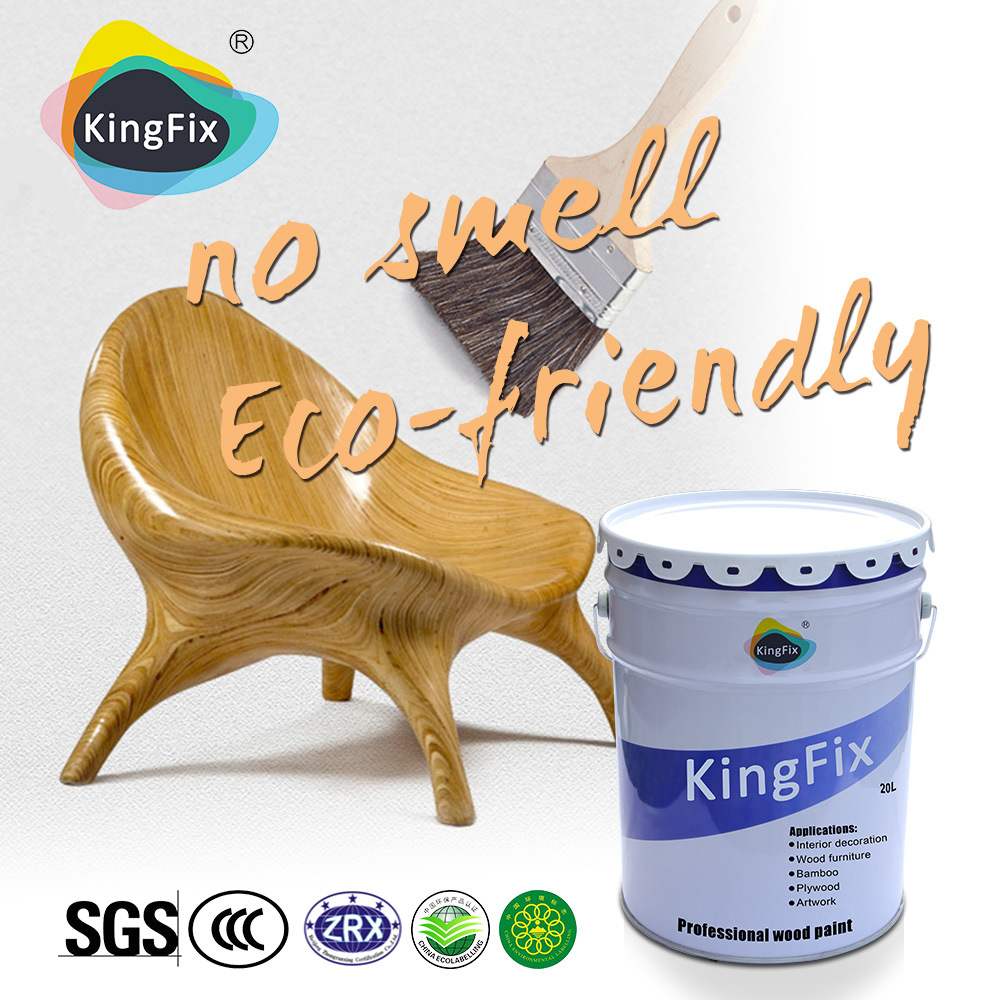 PU High Hardness Light Wood Varnish Paint
