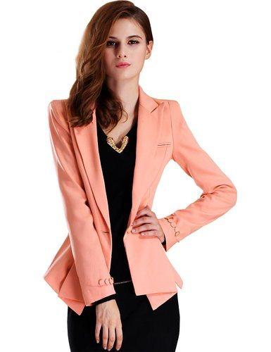 China One Button, Slim Fit, Elegant, Mtm Ladies Suit, Casual Suits