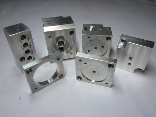 High Precision CNC Machining Parts with Aluminum Parts Auto Spare Parts