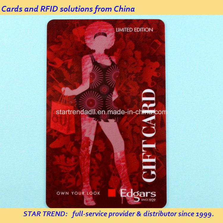 Gym Card Club Card Hair Salon Card with Magnetic Strip
