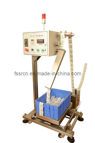New Automatic Seasoning Bags Folding Machinery (FS-ZD-Q)