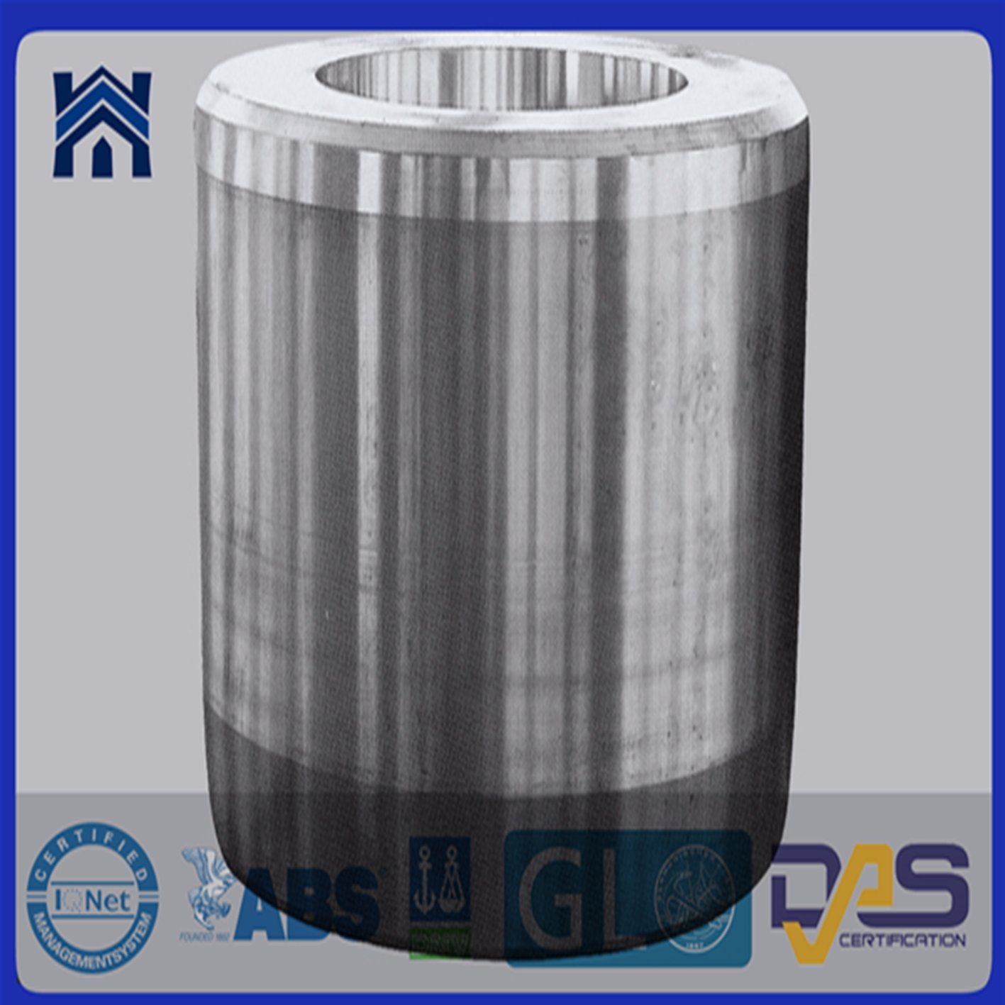 Alloy Steel Cylinder of Material for Generating Station Hot Forging