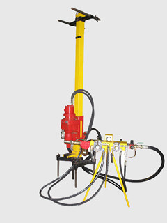 Oil Well Down Hole Drilling Tool Inspection