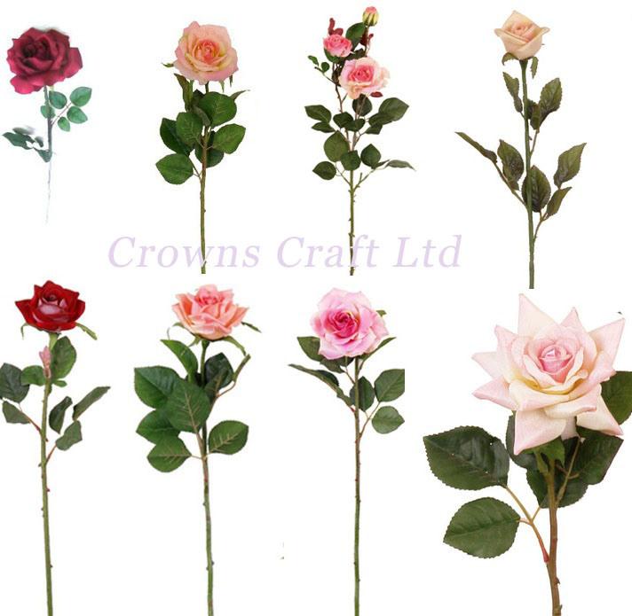 Artificial decorative flower caf 068