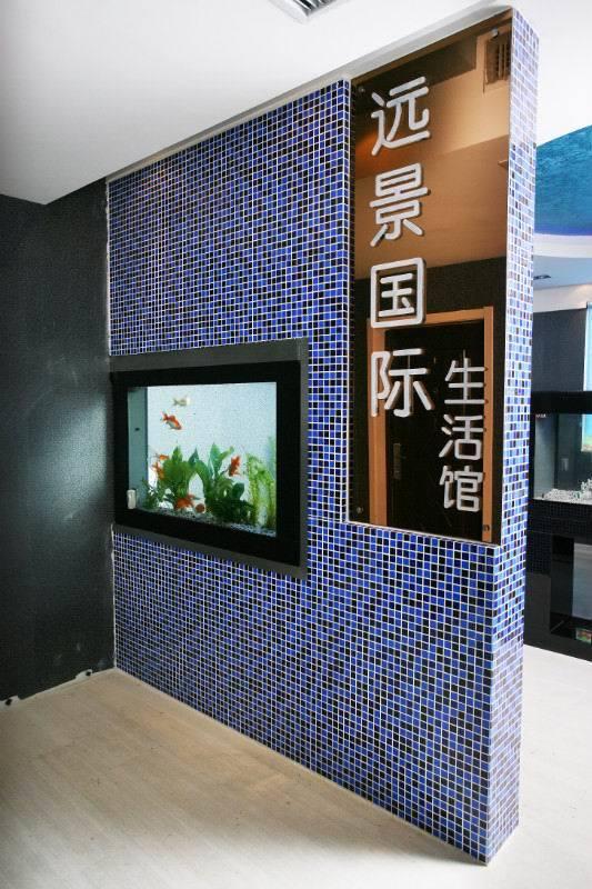 China acrylic aquarium into partition wall fish tank for partition wall china aquariums aquarium - Fish tank partition wall ...