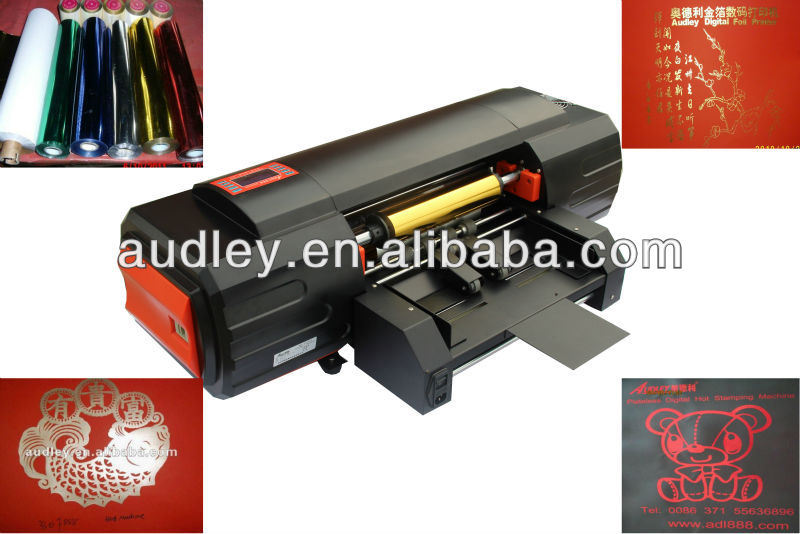 China 2014 Hot Sale Foil Express Printer Photos & Pictures ...