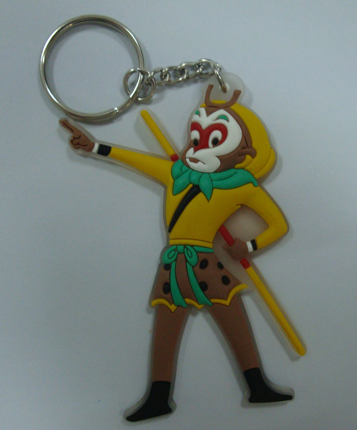 Monkey King Cartoon http://cnhehui.en.made-in-china.com/product/xqLnzUuDRHWY/China-Monkey-King-Cartoons-Key-Ring-CNHH-KC-MOKEY01-.html