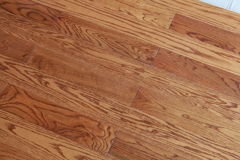125X18mm Uniclic Lock UV Handscraped Oak Engineered Wood Flooring