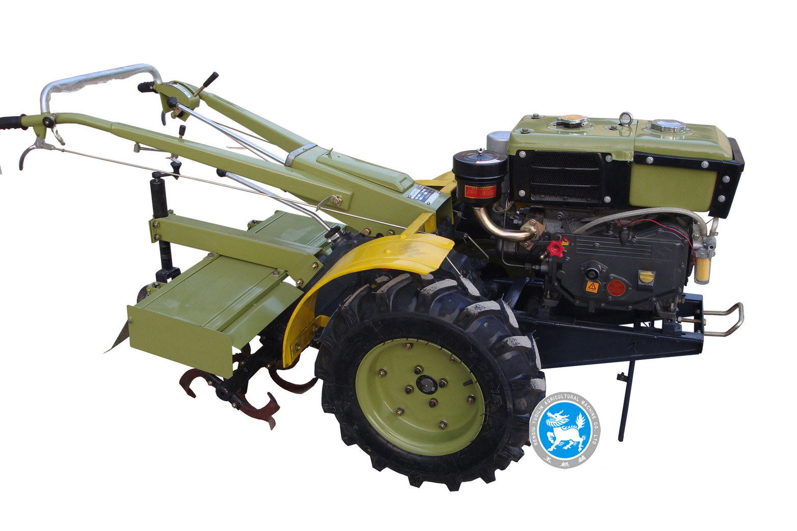 Tractor Tiller Product : China power tiller with out seat